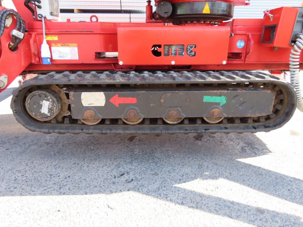 CMC S19E Tracked Spider Boom Lift -SN1998